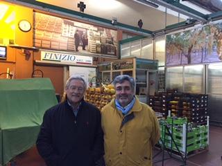 Franco Finizio e Diego Masi