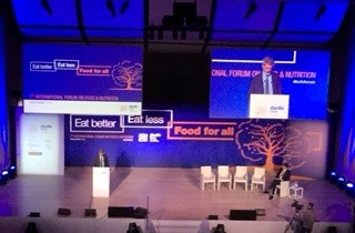 Forum annuale del Barilla Center for food and nutrition